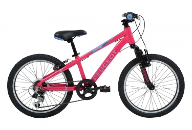 velo enfant peugeot jm 20 girl rose