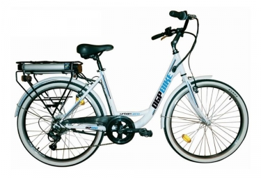 OGP Urban Eco City E-Bike 26´´ Shimano 6S White