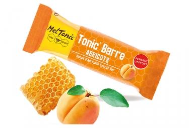 meltonic barre energetique tonic miel abricot ananas banane