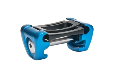 Crankbrothers Seatpost Rail Kit for Cobalt and Kronolog 7x7mm Blue