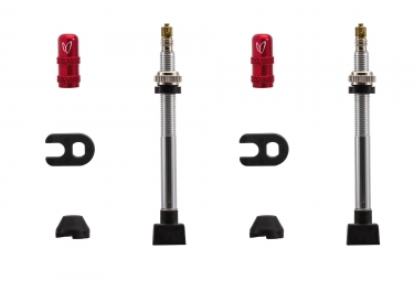 Valves Effetto Mariposa Tubeless 70 mm x2 (paire)