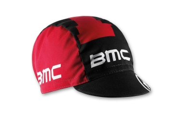 casquette assos summercap bmc racing team noir rouge