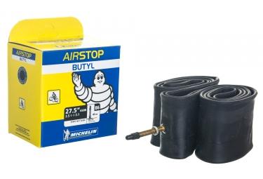 Chambre à Air Michelin B6 Airstop 27.5x2.35/3.00 Presta 40mm