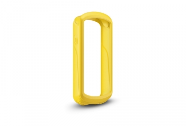 Housse de protection silicone pour garmin edge 1030 jaune