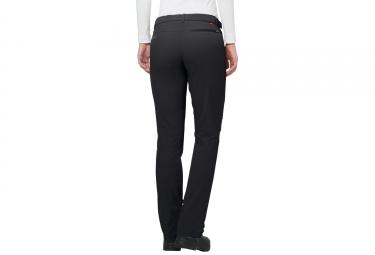 Pantalon Femme Vaude Farley Stretch II Noir