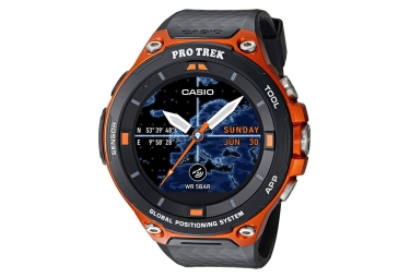 Montre gps outdoor casio pro trek smart wsd f20