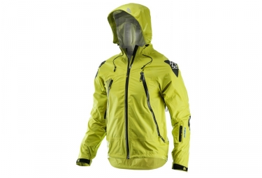 veste impermeable leatt dbx 5 0 all mountain jaune s