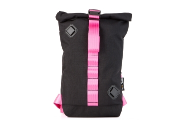 Sac a dos veganski light bag noir rose