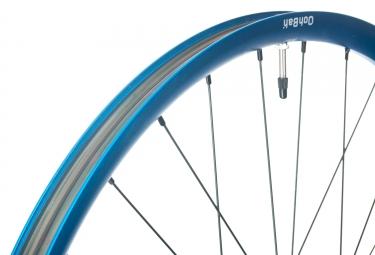 SPANK Wheelset OOZY TRAIL 295 27.5'' 15x100mm/12x142mm Shimano/Sram Blue