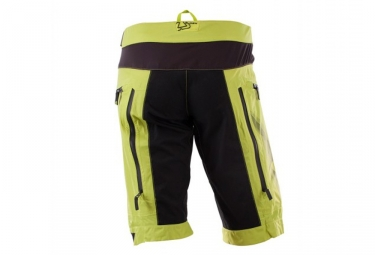 Short Imperméable sans Peau Leatt DBX 5.0 Jaune