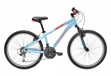 Kid Bike Peugeot JM 24 Girl Blue