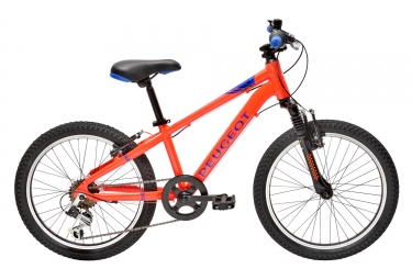 velo enfant peugeot jm 20 boy orange