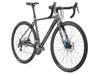 Gravel bike saracen 2018 hack 02 womens shimano tiagra 10v gris 50 cm 157 165 cm