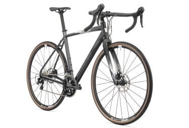 Gravel bike saracen hack in black shimano 105 11v noir gris 2018 52 cm 163 173 cm