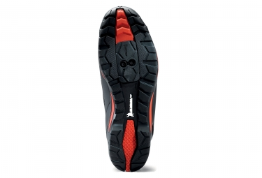 Zapatillas MTB Northwave X-Cross GTX Noir / Rouge