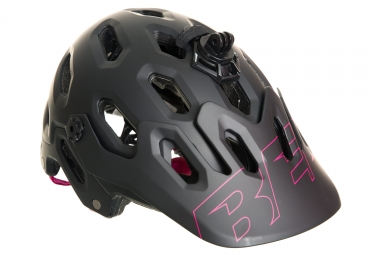 Bell Super 3 Helmet Black Cherry