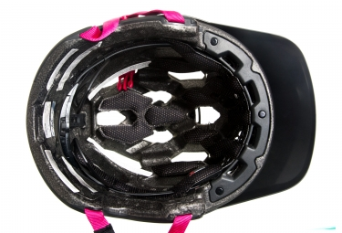Casque Bell Super 3 Noir Rose