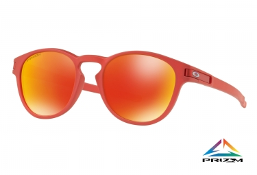 763988f021 ... norway oakley sunglasses latch spectrum collection ir red prizm ruby  ref oo9265 2553 c5d2c cf0db
