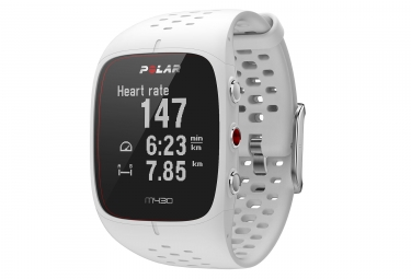 Polar M430 GPS Watch White