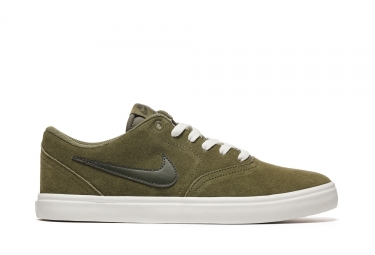 Nike SB Check Solarsoft Shoes Green