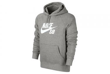 Sudadera con capucha Nike SB Icon gris