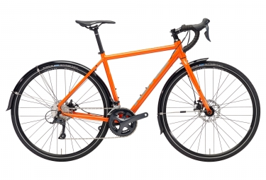 gravel bike kona rove dl orange 2018 54 cm 168 180 cm