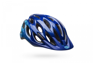 Casque Femme Bell Coast Joy Ride Bleu