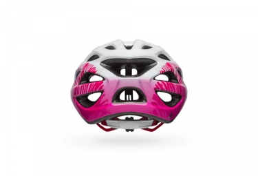 Casque Femme Bell Coast Joy Ride Blanc Rose