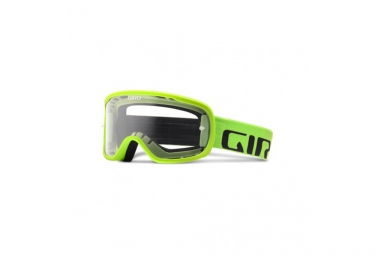 Máscara Giro Tempo clear green
