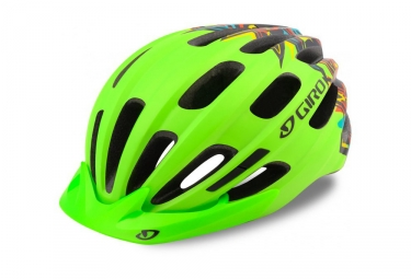 Kid Helmet Giro Hale Green Black