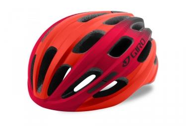 Casque giro isode rouge noir 54 61 cm