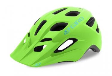 Casque vtt giro fixture vert 54 61 cm