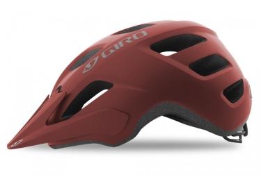 MTB Helmet Giro Fixture Red