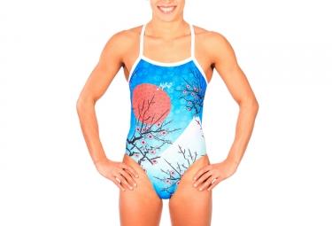 Mako Aumakua Cherry Blossom Swimsuit