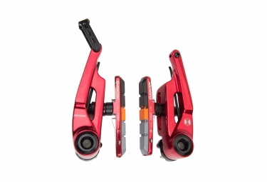 etrier v brake box eclipse 85mm rouge