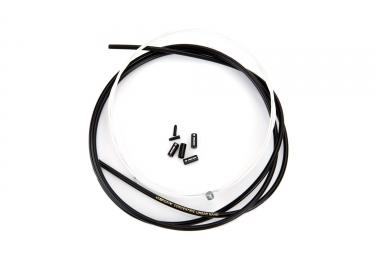 Cable et gaine box concentric linear noir