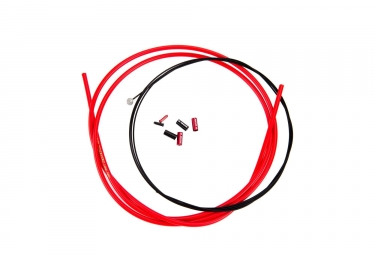 Box Concentric Linear Brake Cable Kit Red
