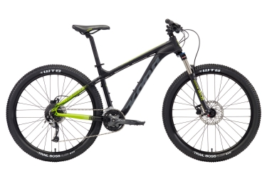 Vtt semi rigide kona fire mountain 26 noir 2018 s 155 170 cm