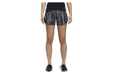 adidas running M10 Q1 women's short Grey