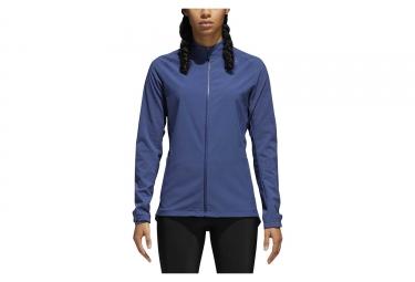 adidas running Supernova Storm Jacket Blue