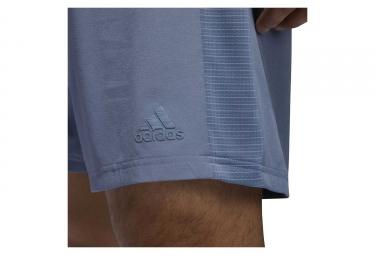 Short adidas running Supernova Bleu Gris