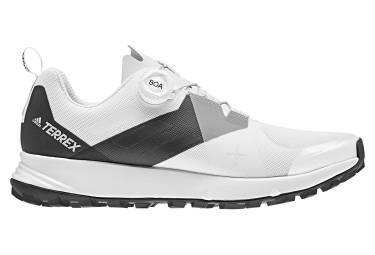 Zapatillas adidas running Terrex BOA para Hombre Blanco / Negro