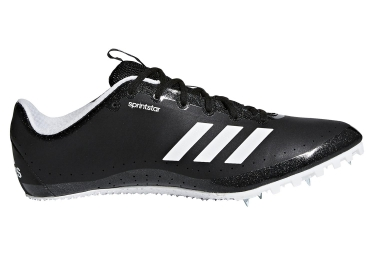 Adidas running sprintstar noir blanc 46 2 3
