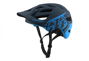 Troy Lee Designs A1 Drone Helmet Blue 2018