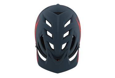 Casque Troy Lee Designs A1 Drone Gris Rouge 2018