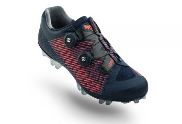 Chaussures VTT Cross Country Suplest Edge 3 Pro Bleu / Rouge
