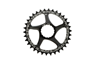 Plateau raceface cinch narrow wide direct mount noir 38