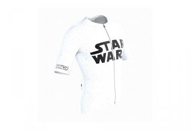 Maillot Bioracer Star Wars Logo - Blanc
