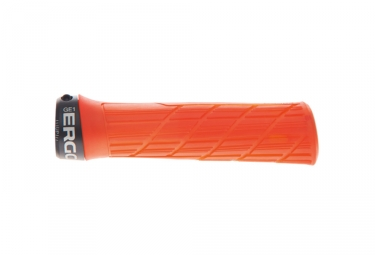Ergon GE1 Evo Factory Ergonomic Grips Frozen Orange