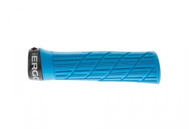 Grips Ergonomiques Ergon GE1 Evo Regular Bleu
